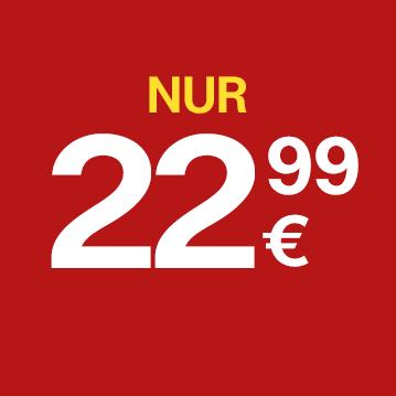 Nur 22,99 Euro pro Monat