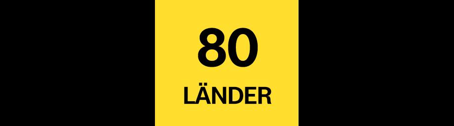 80 Länder