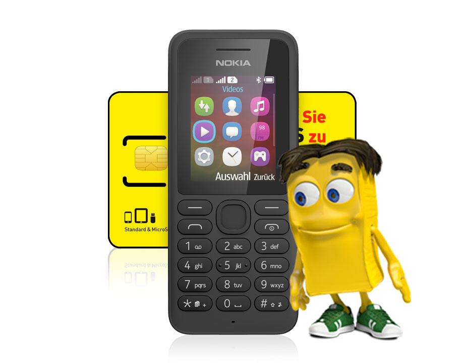 Nokia 130 inkl. Classic Wertkartentarif